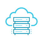 Built-in Caspio database icon