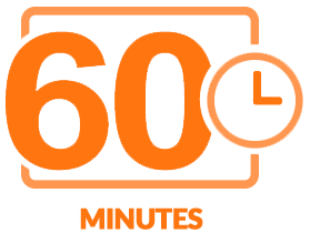 60 Minutes of Conent