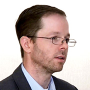 Picture of Shane Wieberg who expanded static reports to live workflow processes and data-gathering systems using Caspio as a director at Emory Healthcare